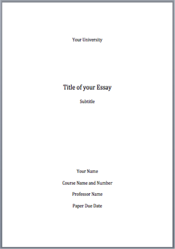 title page layout term paper Title page use 12-point times new roman font center and double space the full title of your paper  apa style – research paper format insert page numbers in the.